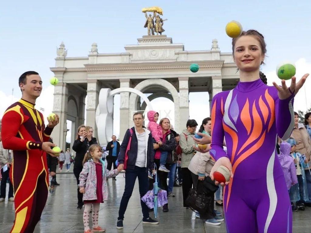 Мероприятия в Москве на день города 2019