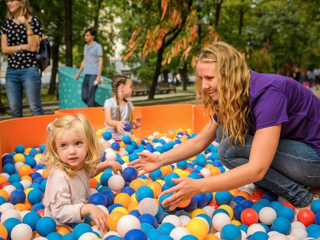 Афиша для детей в выходные дни