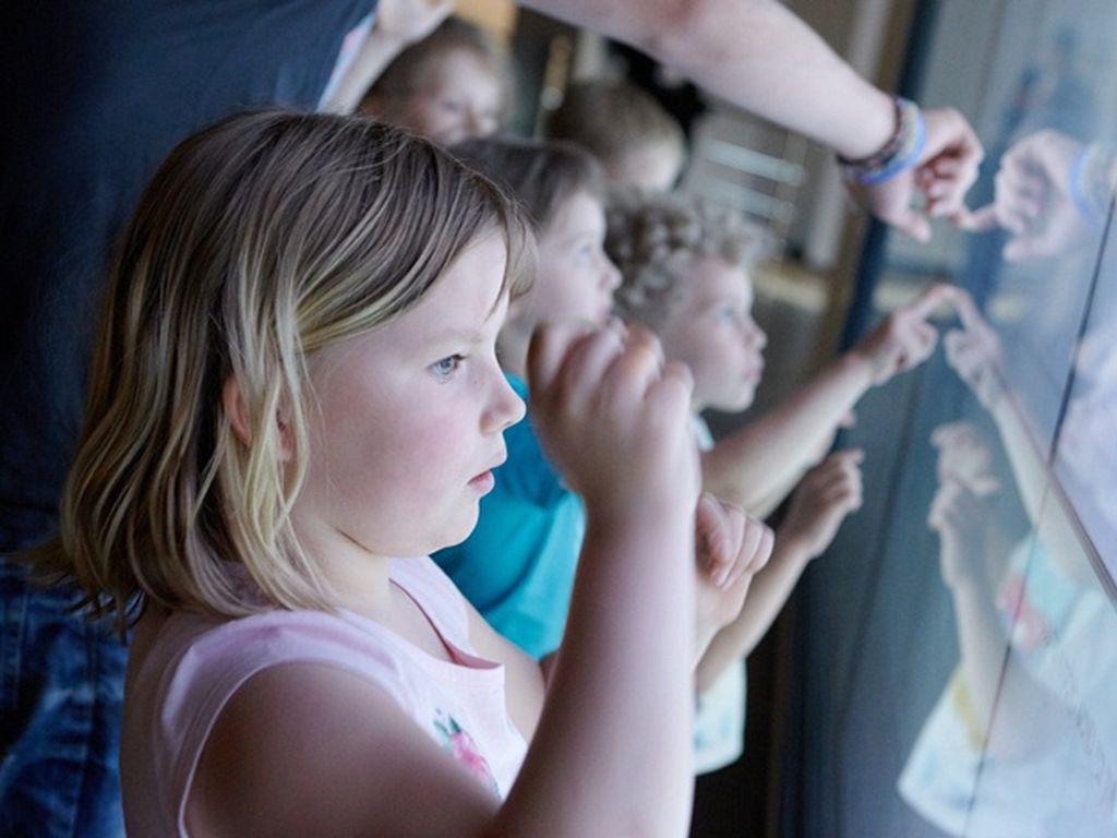 Занятия для детей и взрослых в Еврейском музее и центре толерантности