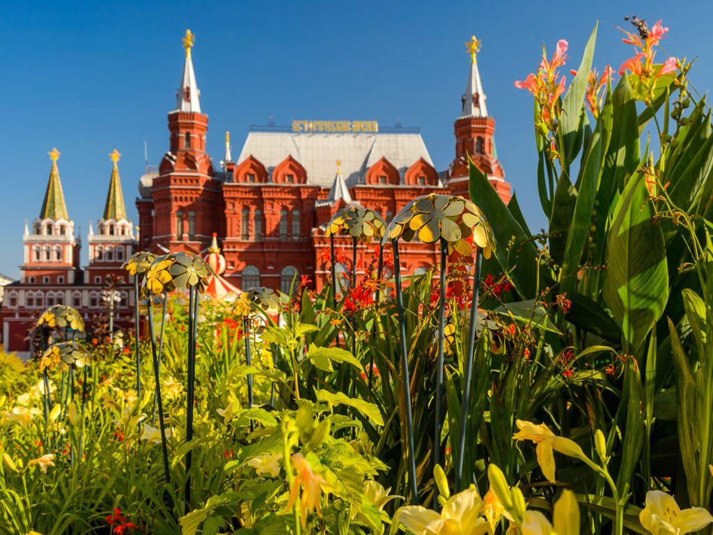 Фестиваль Цветочный джем 2019 в Москве