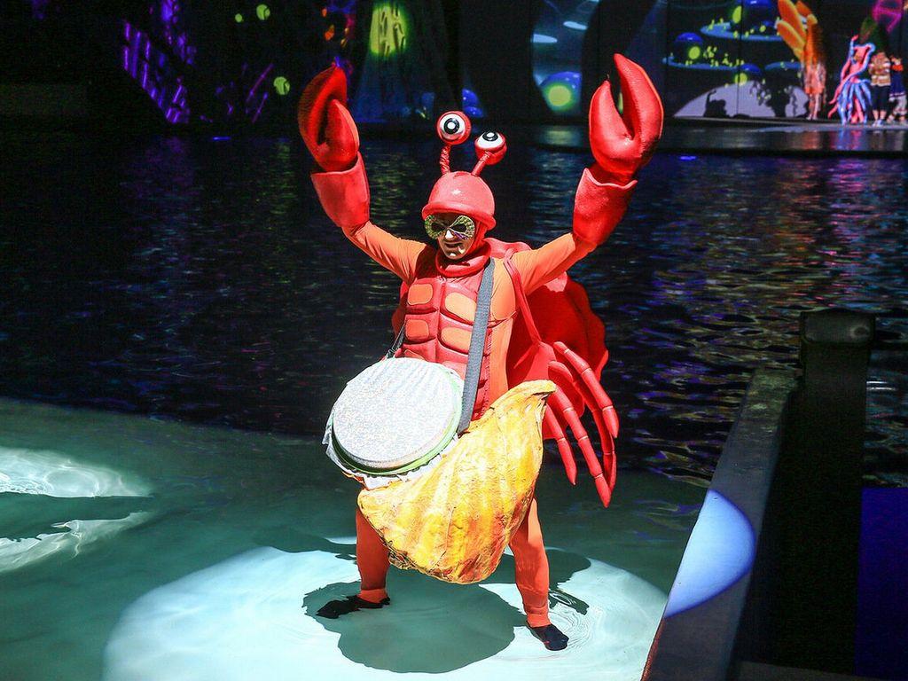 Морской карнавал от Москвариума