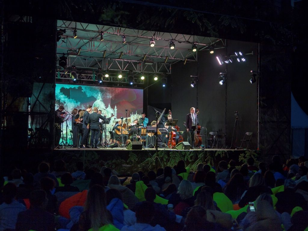Оперный фестиваль BAROCCO NIGHTS