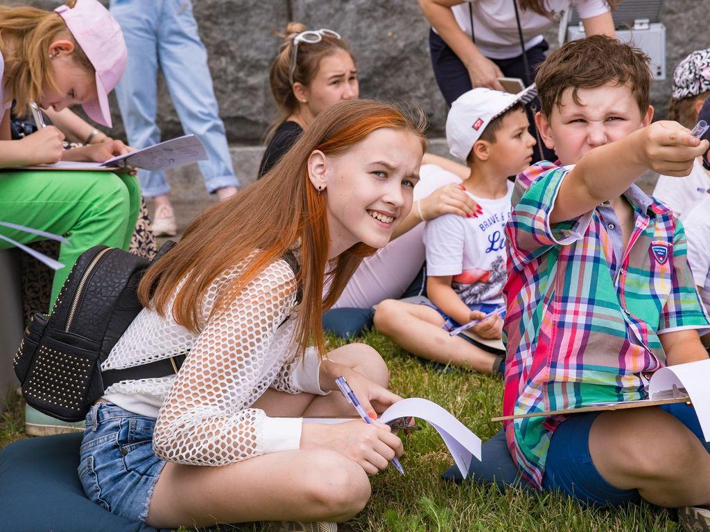 Детские активности в Центре Слово