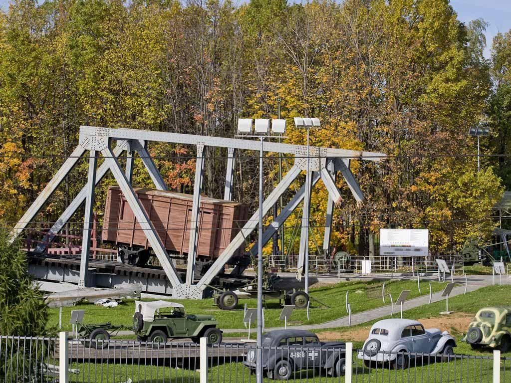 В Музее Победы восстановят Железнодорожную технику