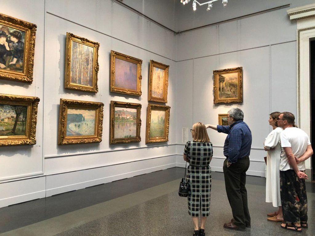 Экскурсии в Пушкинском музее