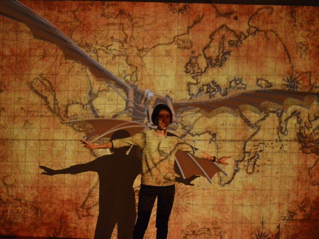 Мультимедийная выставка Леонардо да Винчи. История гения, изменившего мир
