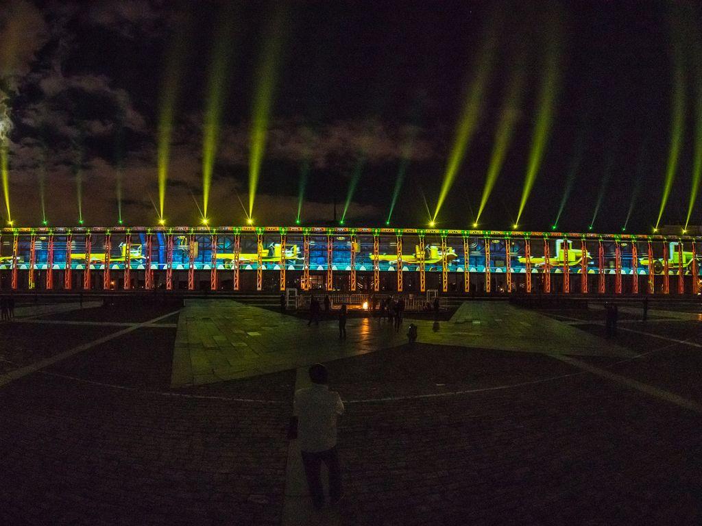 Фестиваль Круг света в Музее Победы на 21-22 сентября