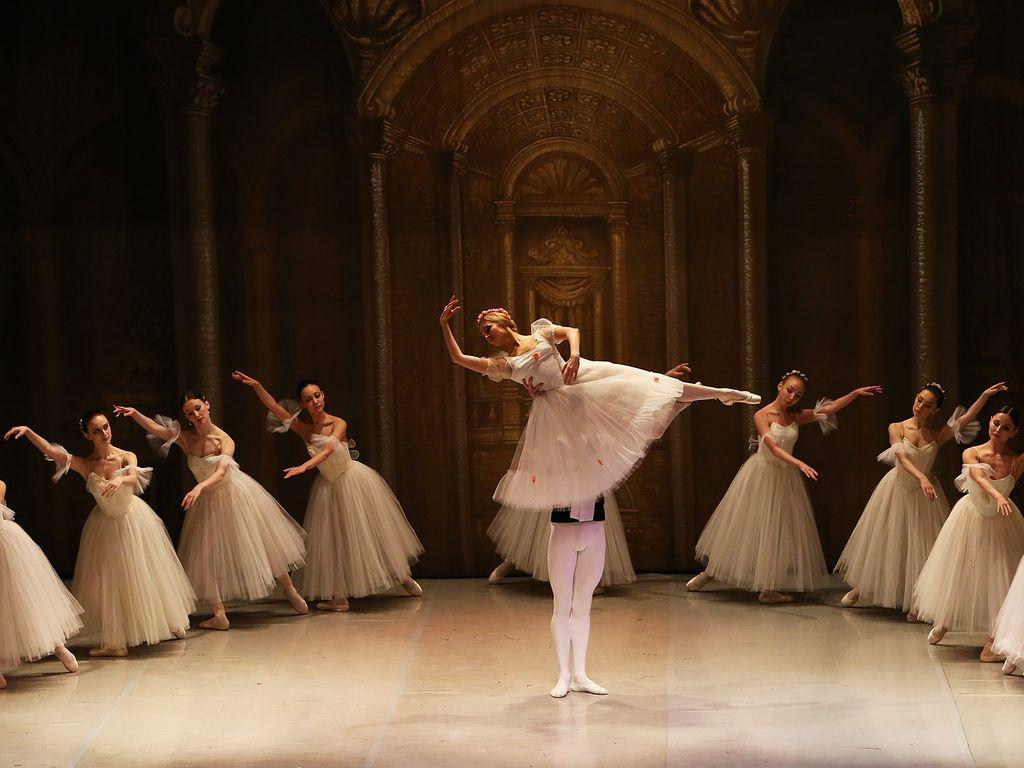 Концерт театра Tour de ballet в Коломенском