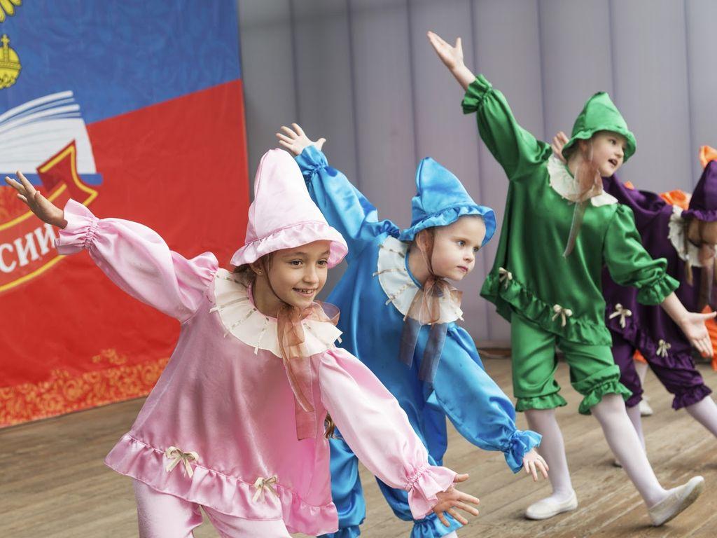 День города в детском парке