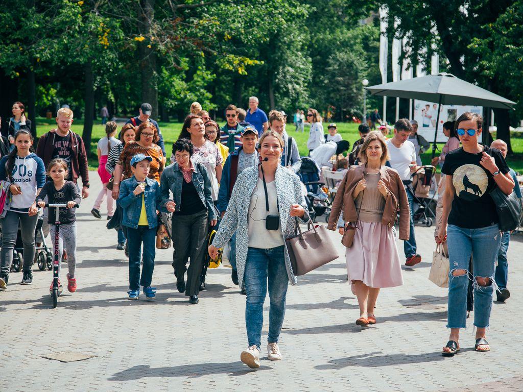 Экскурсии октября в Воронцовском парке