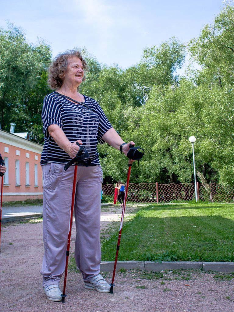 На экскурсии в Музее Воронцово