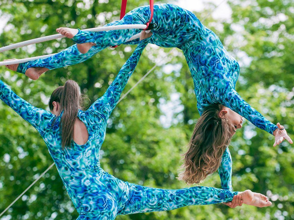 Фестиваль циркового искусства в цирке на Цветном бульваре
