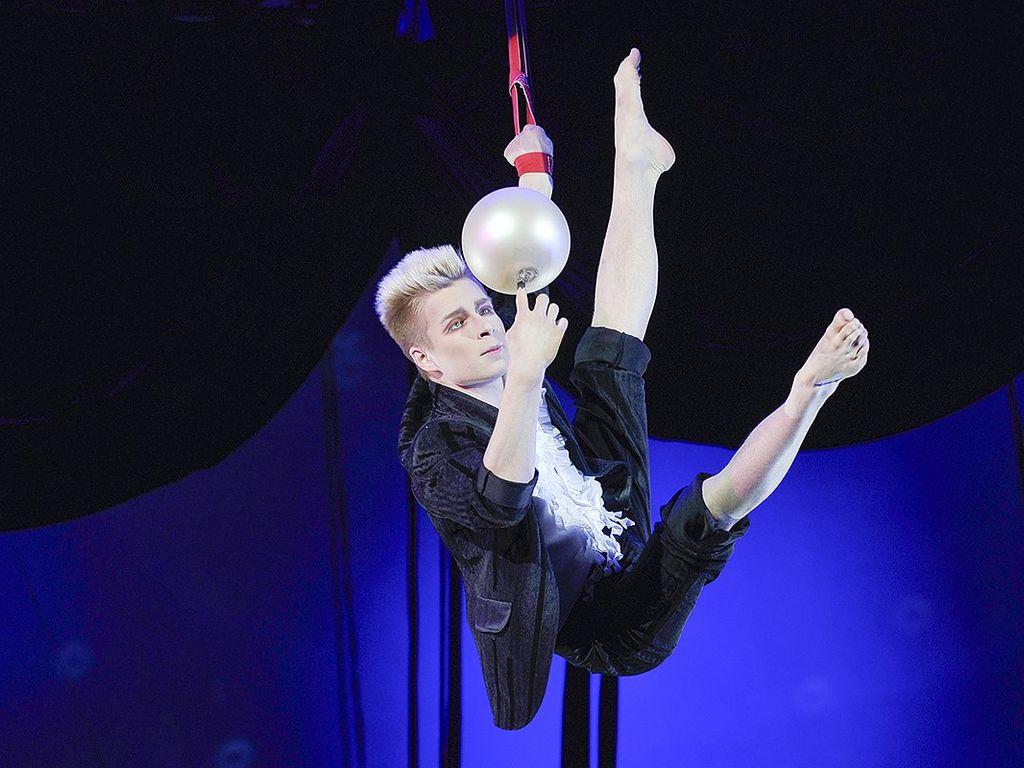 Фестиваль циркового искусства в Москве