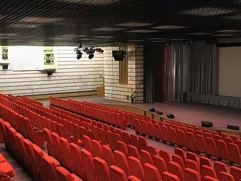 Кинотеатр Поклонка в Музее Победы