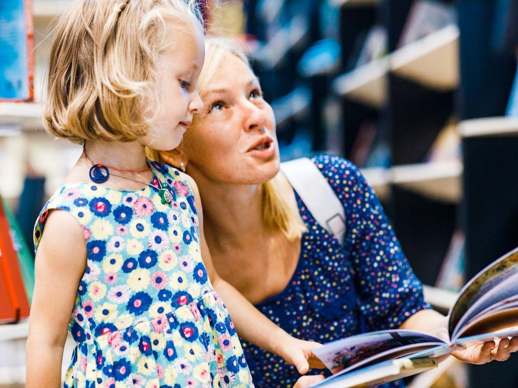 Детские книги на на Московской международной книжной ярмарке