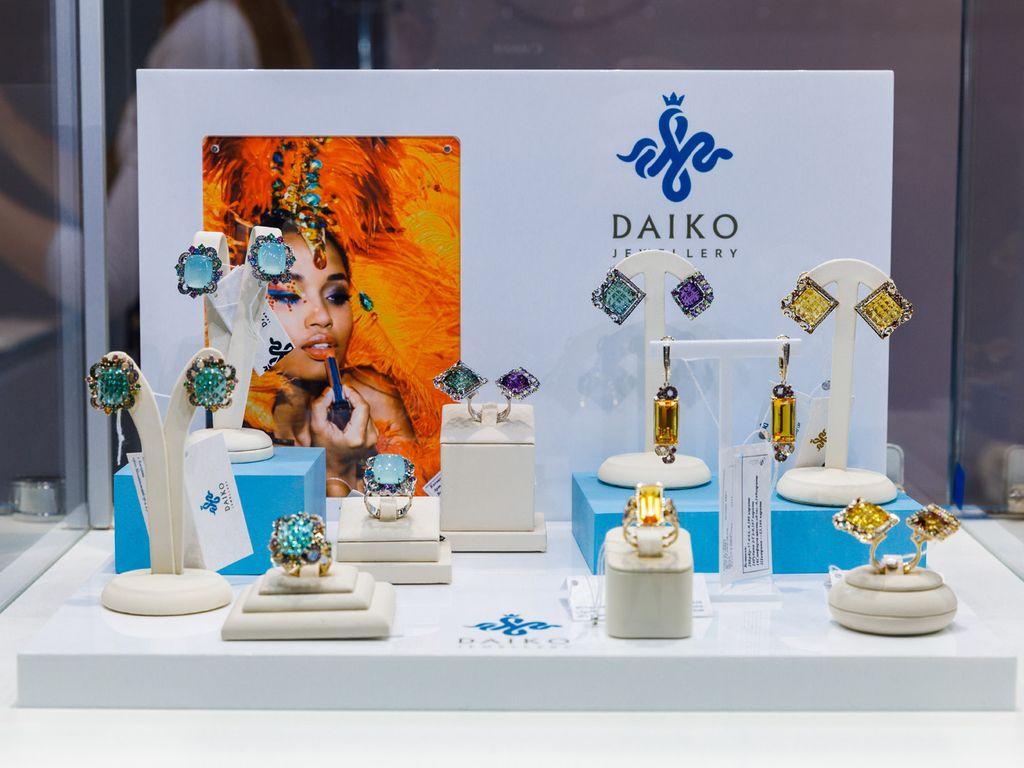 Выставка ювелирных и часовых брендов — JUNWEX Москва