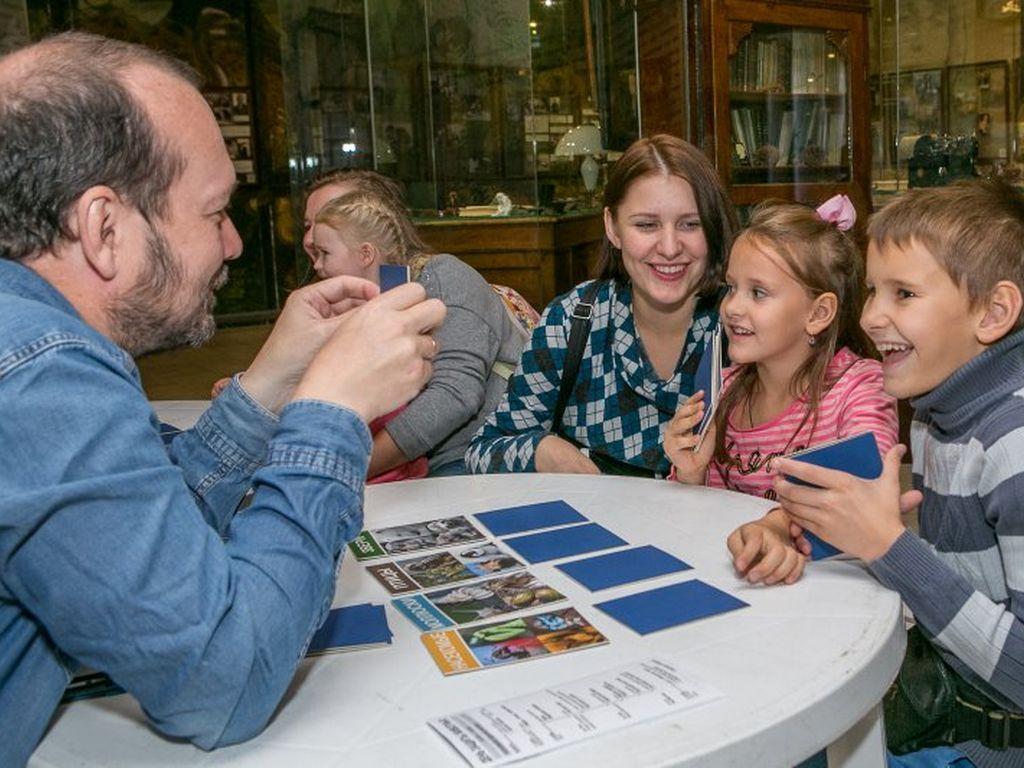 День защиты животных в Дарвиновском Музее