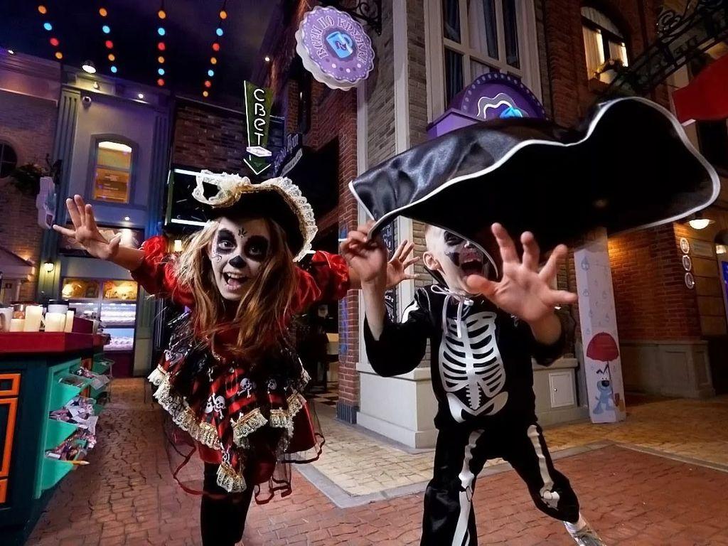 Happy Halloween в Кидзании