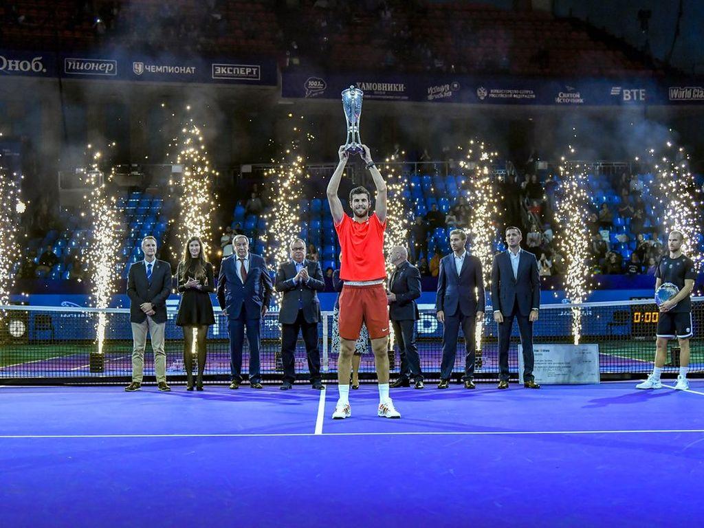 Международный теннисный турнир ВТБ Кубок Кремля 2019