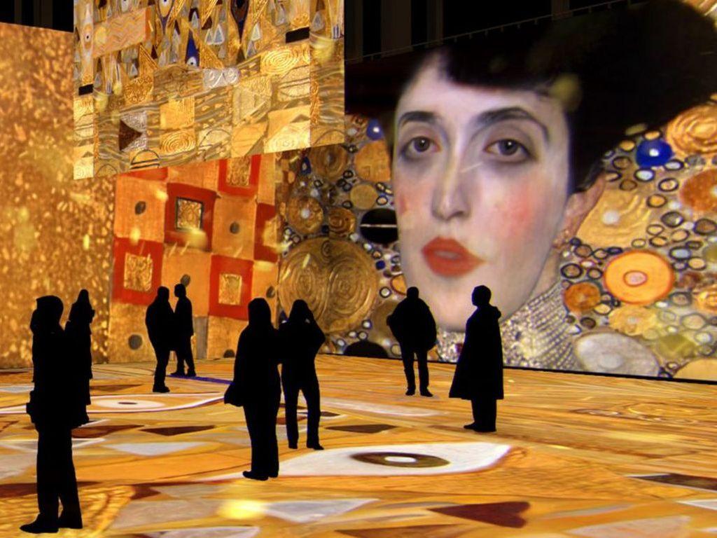 Мультимедийная выставка Густав Климт. Золото модерна