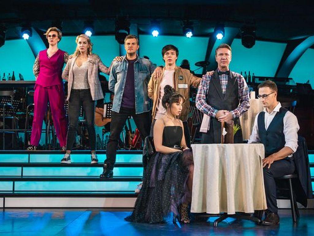 Мюзикл Первое свидание 19 - 20 октября в Москве