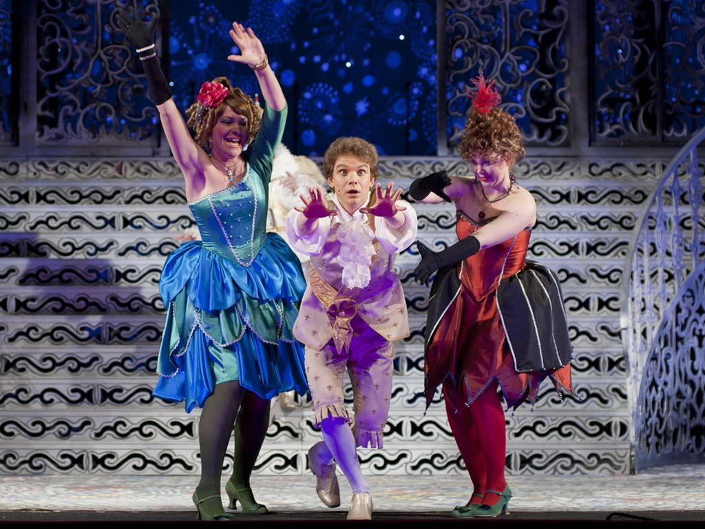 Спектакль «Золушка» в Малом театре