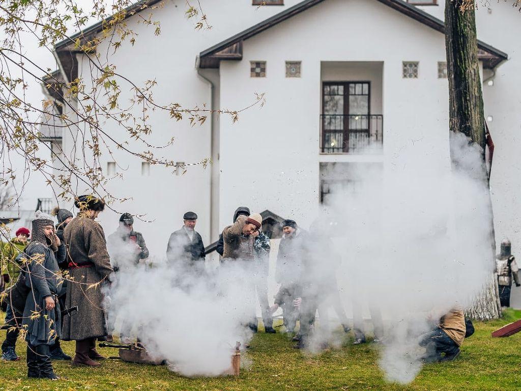 Суздальский Пушкарский сбор