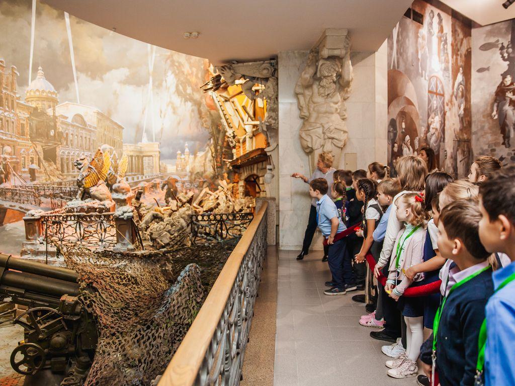 Музей Победы уроки истории