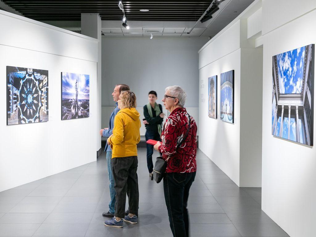 Выставки на ВДНХ