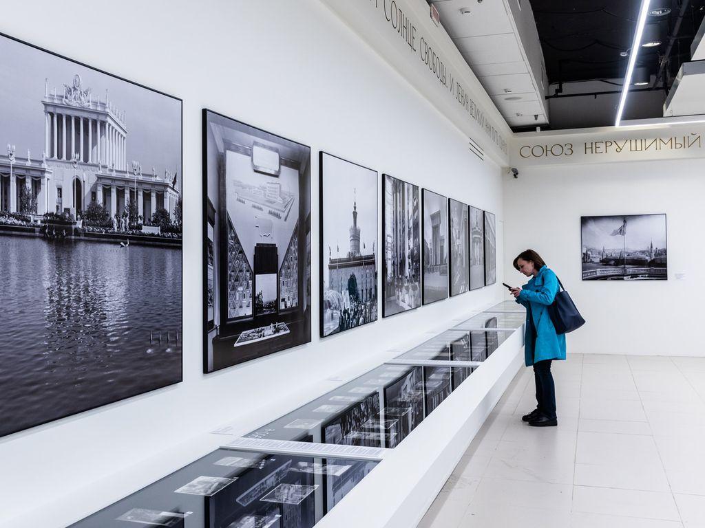 Выставка уникальных фотографий История мечты