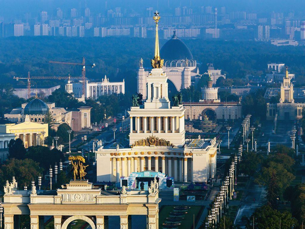 Всемирный день архитектуры на ВДНХ