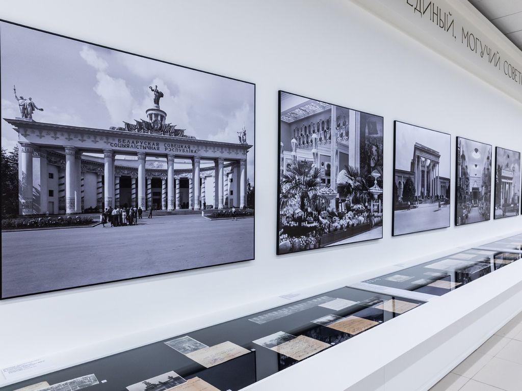 Выставка на день архитектуры