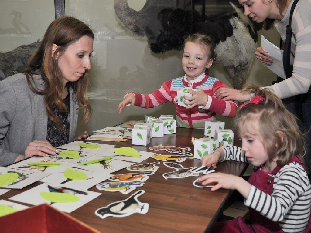 Детский экологический праздник Синичкин День 2019