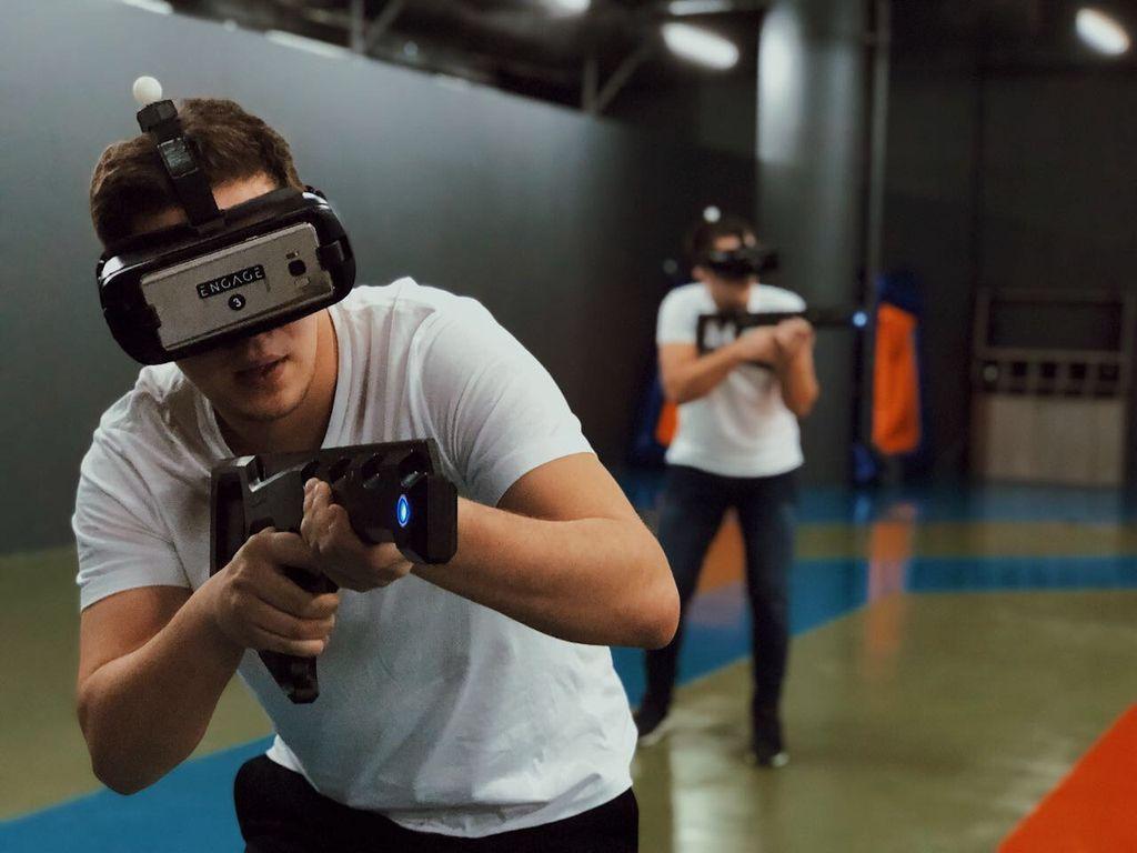 Развлечения в Engage VR