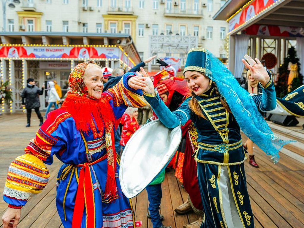 Фестиваль День народного единства 2019