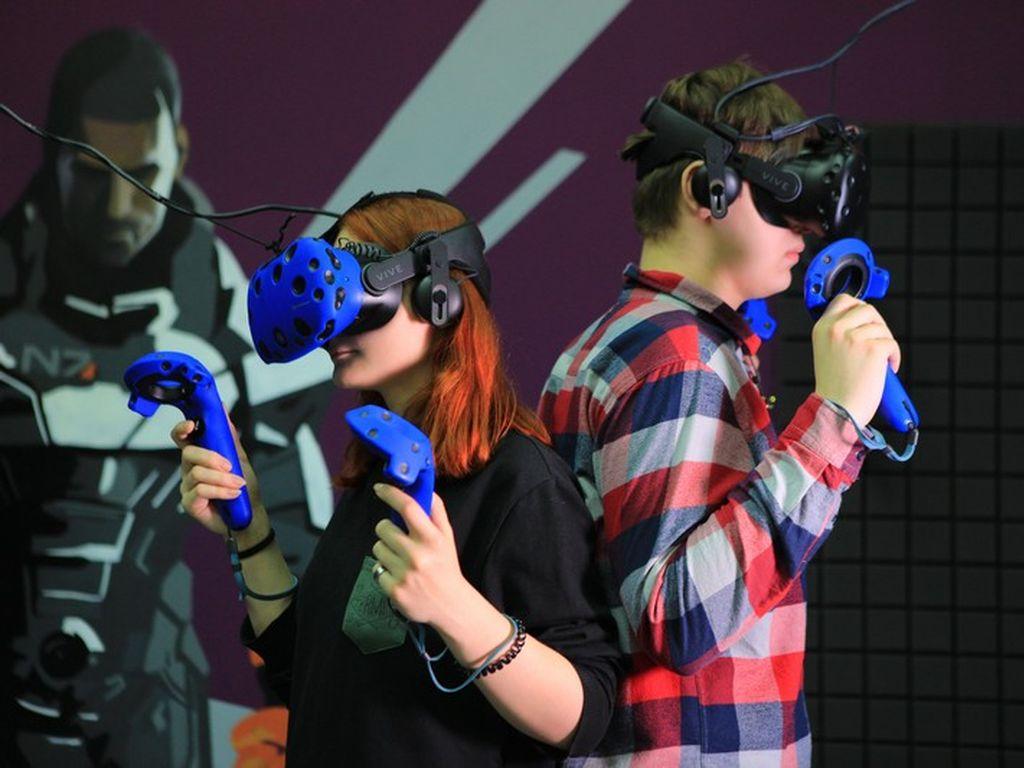 VR клубы в Москве: VR Point