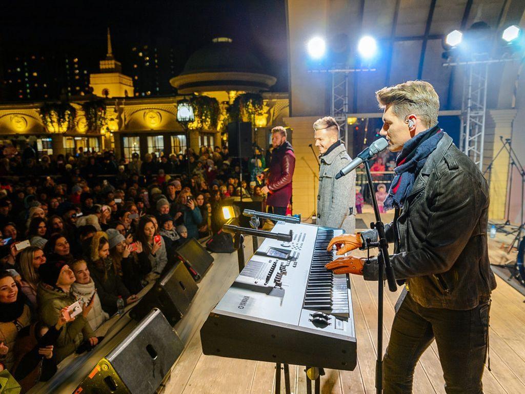 Афиша Москва на 2 - 4 ноября