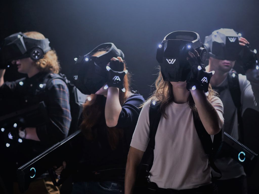 Лучшие VR клубы и площадки Москвы