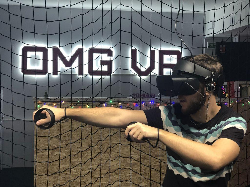 Клуб виртуальной реальности OMG VR