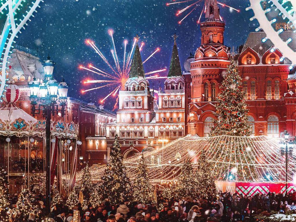 Фестиваль Путешествия в Рождество