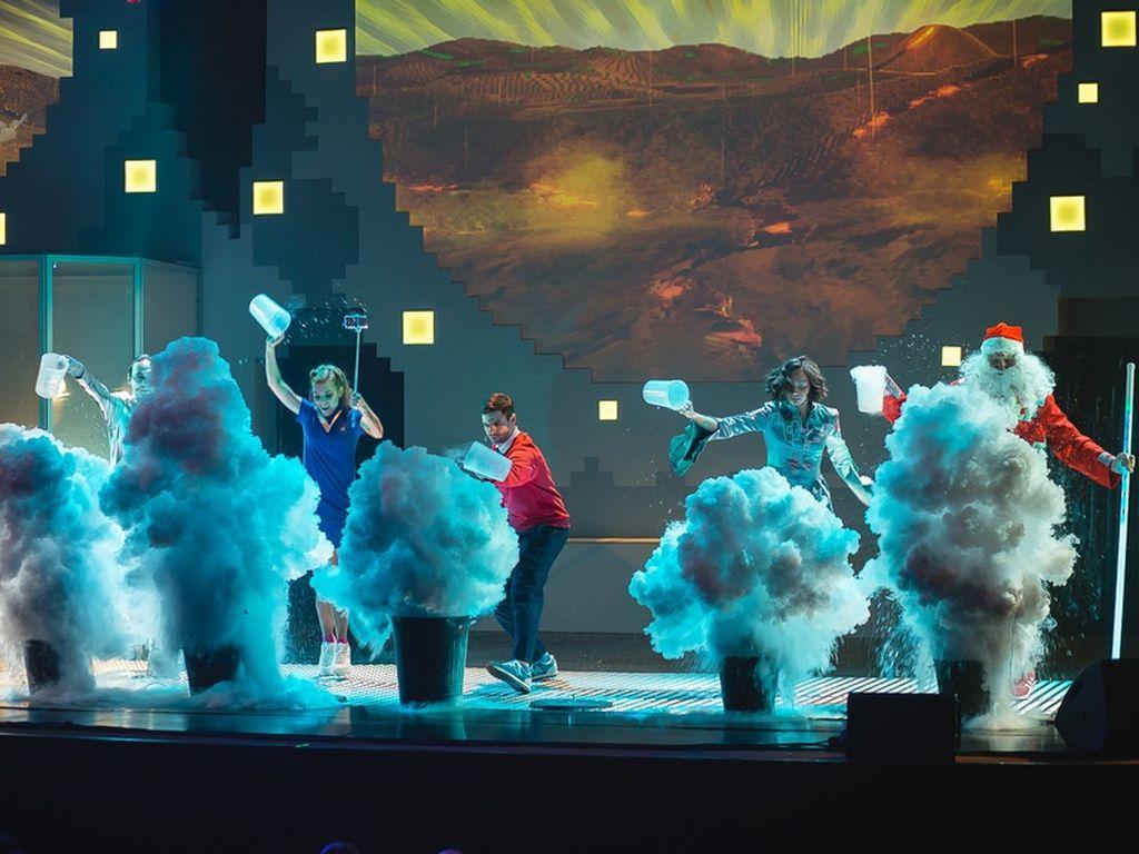 Научная елка WOW! HOW? в Москве 21 – 22 декабря