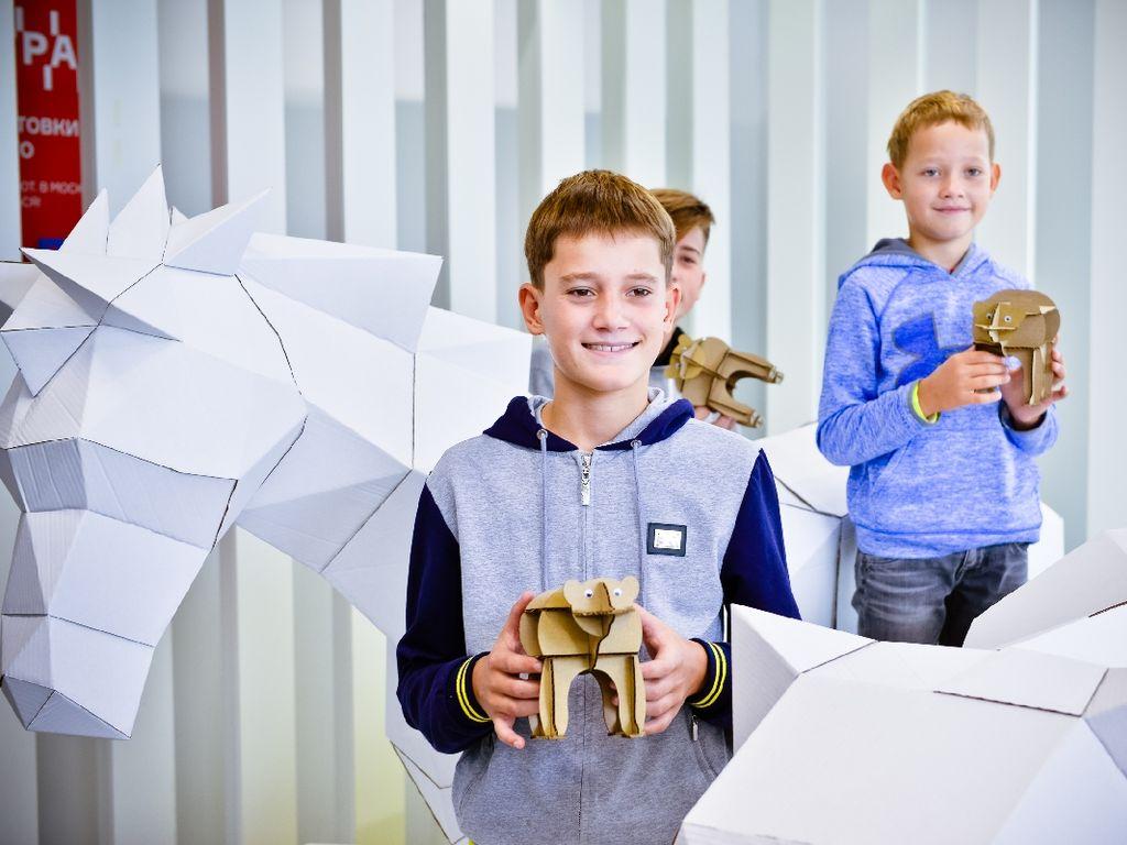 Новогодний фестиваль Фабрика подарков