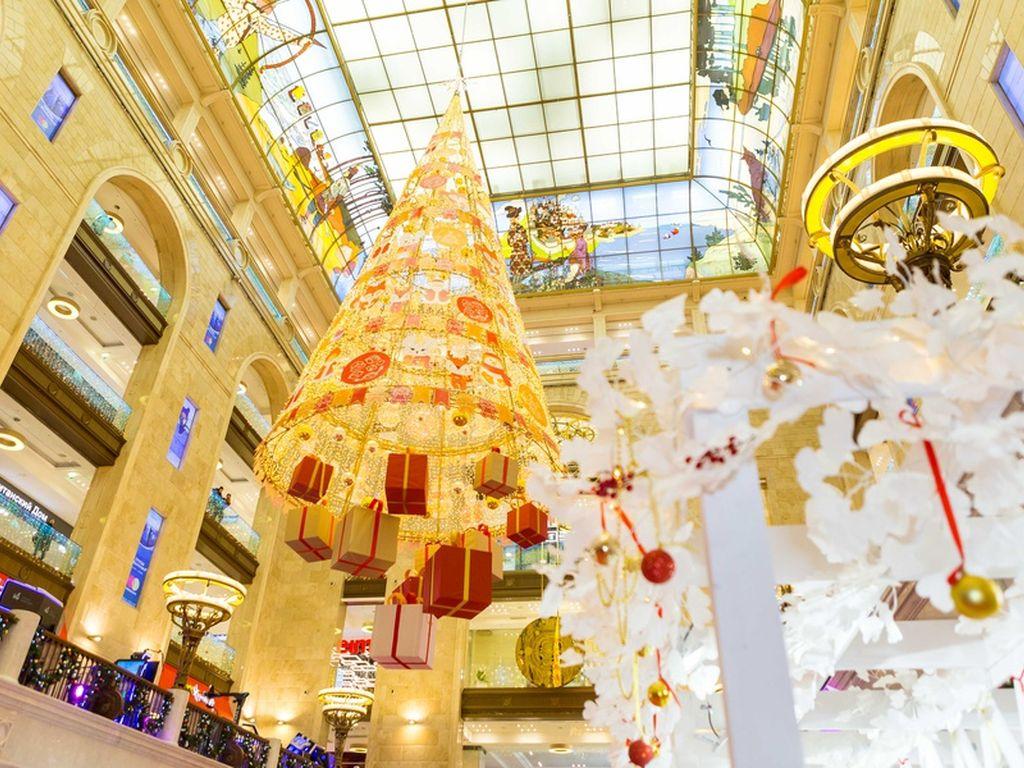 Новогодняя ярмарка в ЦДМ на Лубянке