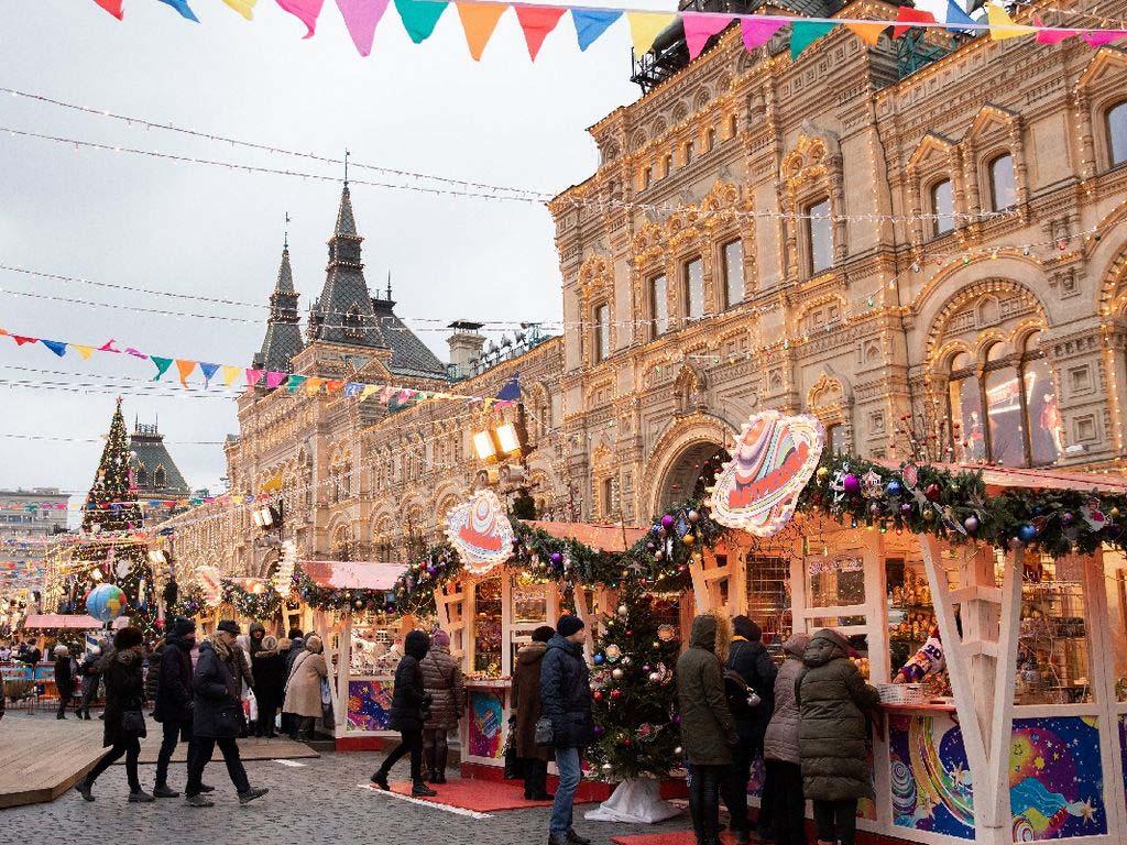 Выходные в Москве 21-22 декабря