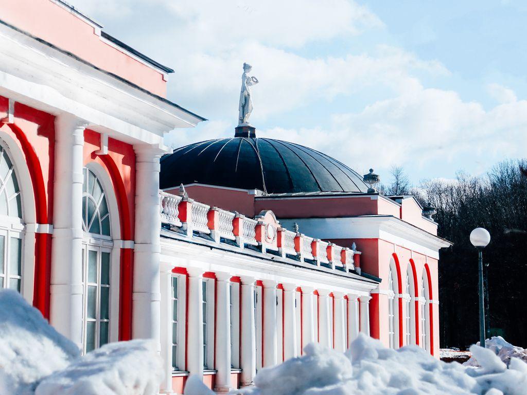 Экскурсия в Воронцовском парке