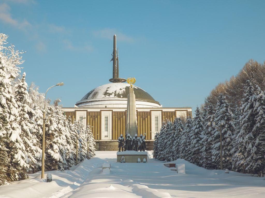 Музей Победы на новогодних праздниках
