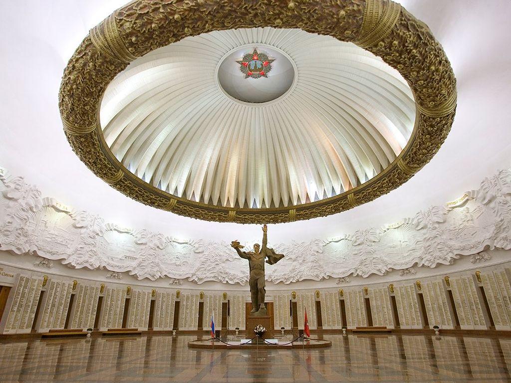 Зал слав - Музей Победы