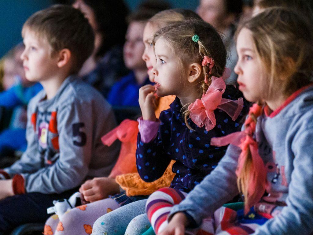 Развлечения на ВДНХ для детей зимой