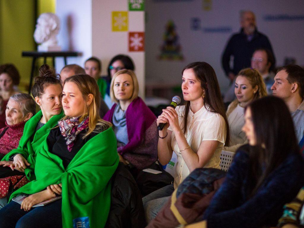 Встречи от Nordic School на ВДНХ