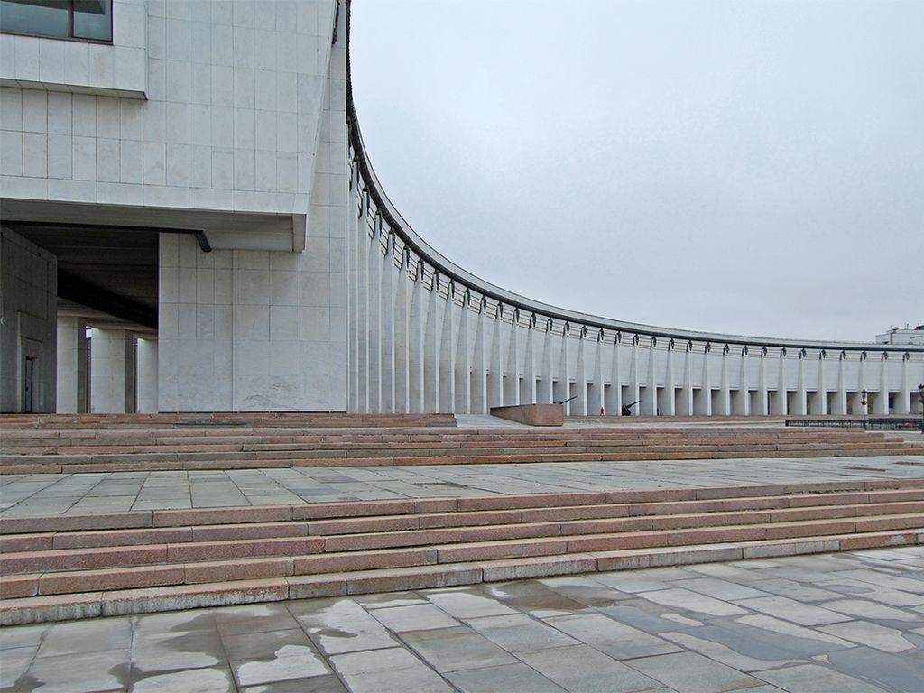 Выставка китайского искусства в Музее Победы